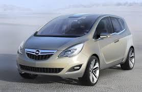 opel meriva 2008 opel meriva concept review top speed