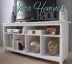 Console Table For Living Room by Ikea Hemnes Hack