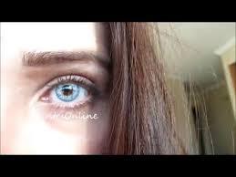 Gray Blue Color - bella color lens natural grayblue snow white youtube
