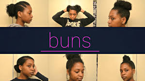 hairstyles for short medium length hair buns 6 natural hair styles for the winter short medium length