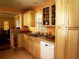 Oak Kitchen Furniture Unfinished Natural Oak Kitchen Cabinets Kitchen U0026 Bath Ideas