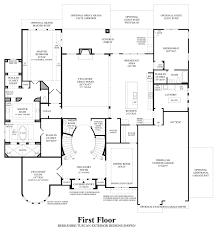 cinco ranch ironwood estates the sandhaven home design 1st floor floor plan