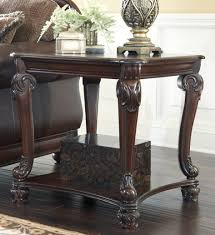 Ashley Furniture Round Dining Table Buy Ashley Furniture T519 2 Norcastle Square End Table