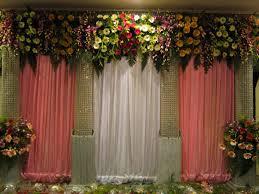 flower wedding stage decor best flower wedding stage decor