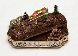 yule log cake wikipedia