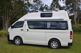 toyota motorhome 4x4 sunshine coast campervan hire and motorhome rental
