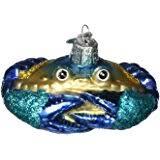 world octopus glass blown ornament home