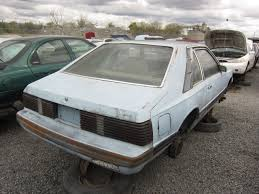 junkyard find 1980 mercury capri the truth about cars