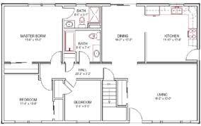 split level floor plans 1970 split bedroom ranch house plans aha594 fr re bl lggif recently