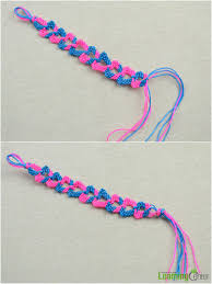 make bracelet from string images 61 bracelets patterns with string spread the love heart pattern jpg
