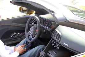 audi convertible interior an open and shut case new audi r8 spyder scooped undisguised by