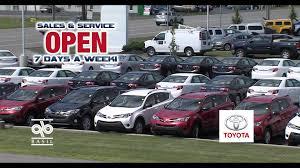 basil toyota used cars basil vw basil toyota your customer service headquarters