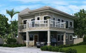 two story houses two story house plan with firewall home design