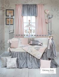 Pink And Gray Nursery Bedding Sets by Nursery Beddings Baby Crib Bedding Sets Plus Pink N Grey Crib