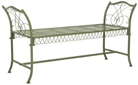 pat5015a garden benches furniture by safavieh