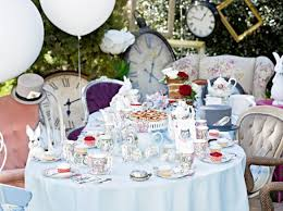 alice in wonderland theme party ideas for a mad hatter u0027s tea party