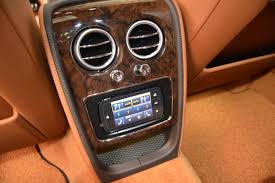 orange bentley interior 2016 bentley flying spur v8 stock b1136 for sale near greenwich