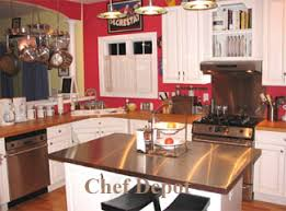 kitchen islands with stainless steel tops butcher block kitchen counters butcher block table tops