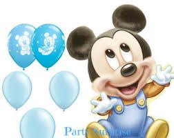 mickey balloons etsy