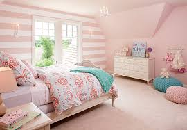 Pink Girls Bedroom Classic East Coast Shingle Style Lakeside Cottage Home Bunch