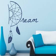 online buy wholesale wall stickers india from china wall stickers home decor dreamcatcher wall sticker dream catcher tribal ethnic feathers india vinyl sticker yoga studio bedroom