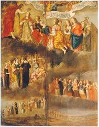 Bad Teinach Kabbalistic Teaching Painting Of Princess Antonia Of Württemberg