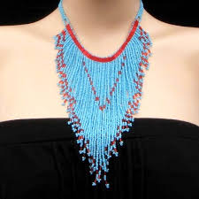 beaded seed bead necklace images 109 best beaded jewelry and accessories images bead jpg