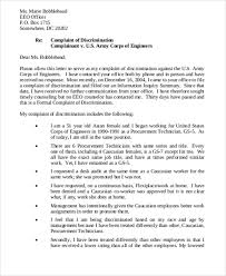 sample business complaint letter 7 examples in word pdf