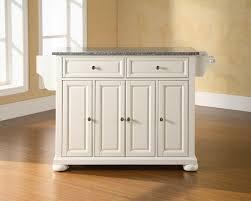 Moveable Kitchen Island Crosley Alexandria Kitchen Island By Oj Commerce Kf30001ama 389 00