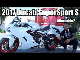 2017 ducati supersport s wallpapers the 2017 ducati supersport s first ride snewj youtube