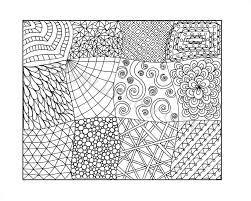 printable zentangle coloring pages u2013 printable editable blank