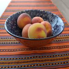 Fruit Bowls by Ceramic Fruit Bowls Hand Painted Drops Urbanfolk Eu