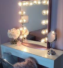 Bedroom Makeup Vanity With Lights Creative Of Bedroom Vanity With Lights And Best 25 Makeup Vanity