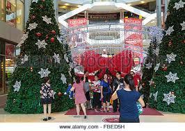 Christmas Decorations Shopping Malls Kuala Lumpur by Christmas Decorations In Pavilion Shopping Mall Kuala Lumpur