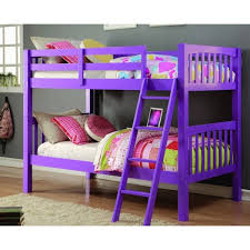 Donco Bunk Bed Donco Grapevine Grape Finish Bunk Bed Free