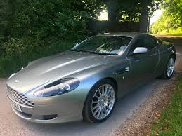 rare aston martin used aston martin db9 cars for sale motors co uk