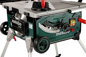 ts 254 600668000 table saw metabo power tools