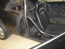 1969 camaro roll cage dse roll cage question