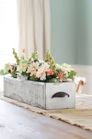 best 25 wooden box centerpiece ideas on pinterest table