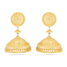 gold earring design traditional gold earring gold jimikis online classic