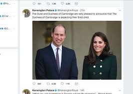 What Is Kensington Palace News From The Palace Another Baby For Wills And Kate