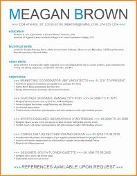 Microsoft Word 2010 Resume Template 5 Job Advertisement Template Microsoft Word Model Resumed