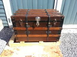 furniture classic furniture steamer trunk coffee table design