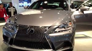 lexus dealership vancouver canada lexus 2014 f sport tour vancouver auto show youtube