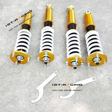 lexus is200 turbo project brand new 32 ways adjustable coilover shock absorber strut kit for