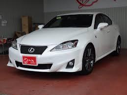 japanese lexus is250 lexus is 250 f sports japanese used vehicles exporter tomisho