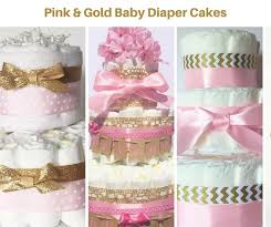pink gold baby shower pink and gold baby shower cakes baby shower wikii