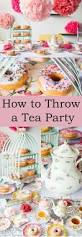 Kitchen Tea Food Ideas by 73 Best Tea Party Images On Pinterest Tea Party Kate Aspen And