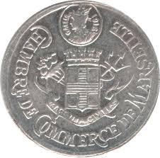 chambre des commerce marseille 10 centimes marseille cities numista