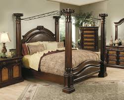 White Twin Canopy Bedroom Set Bed Frame Wood Canopy Bed Frame Queen Home Designs Ideas